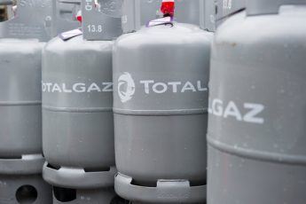 Cooking gas, Total Gaz, LPG Gas